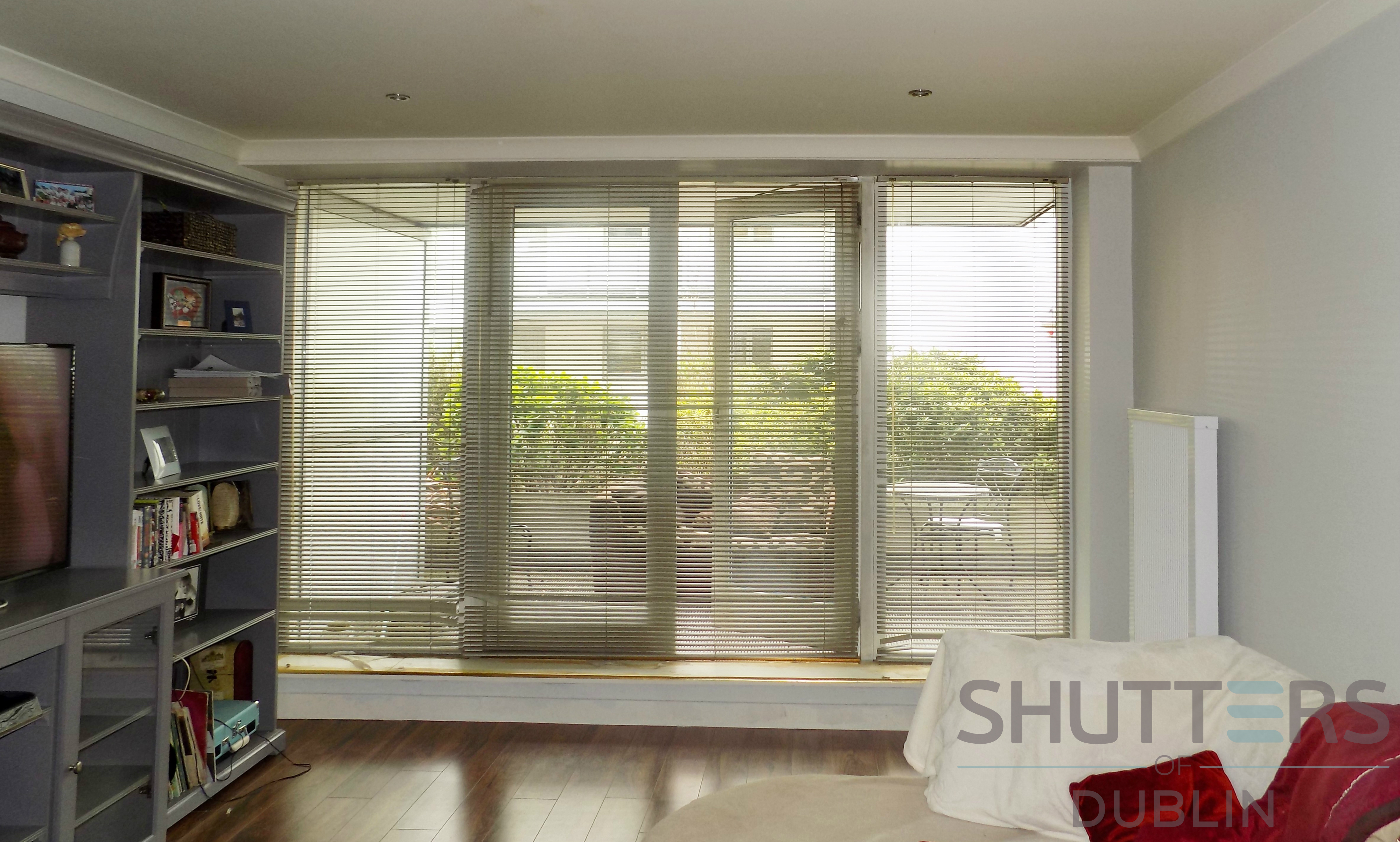 drapery connection shades woven blinds shutters wood natural view image larger