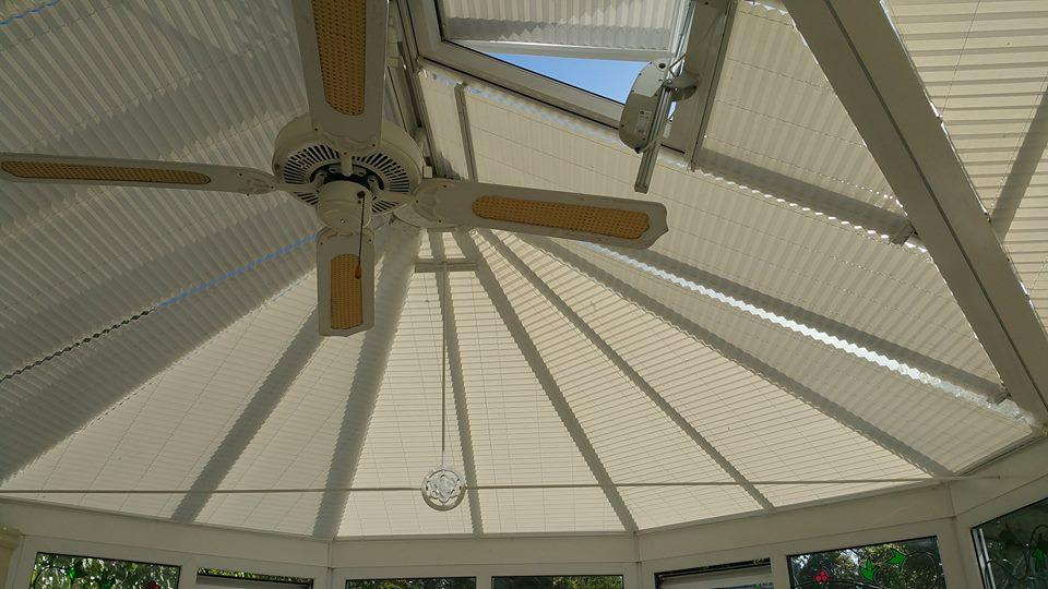 Conservatory Ceiling Blinds