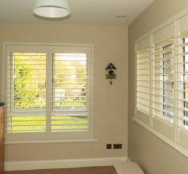 Nursery Plantation Shutters - Malahide