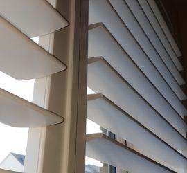 plantation shutters louvres