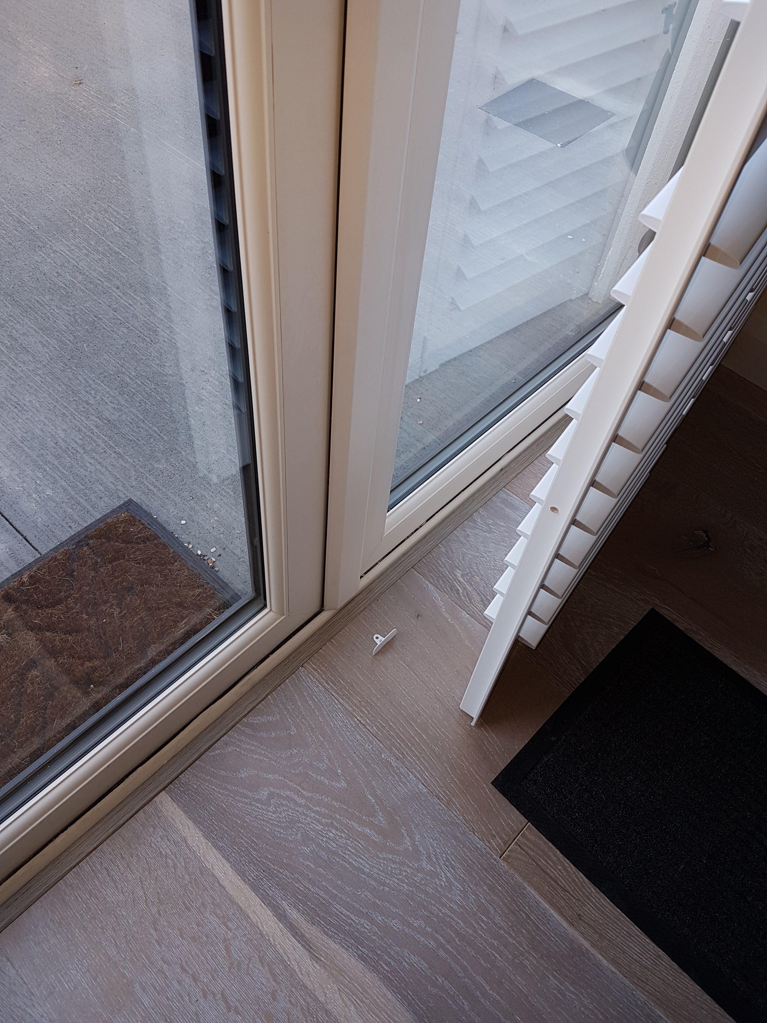 magnetic doorstop plantation shutters doors