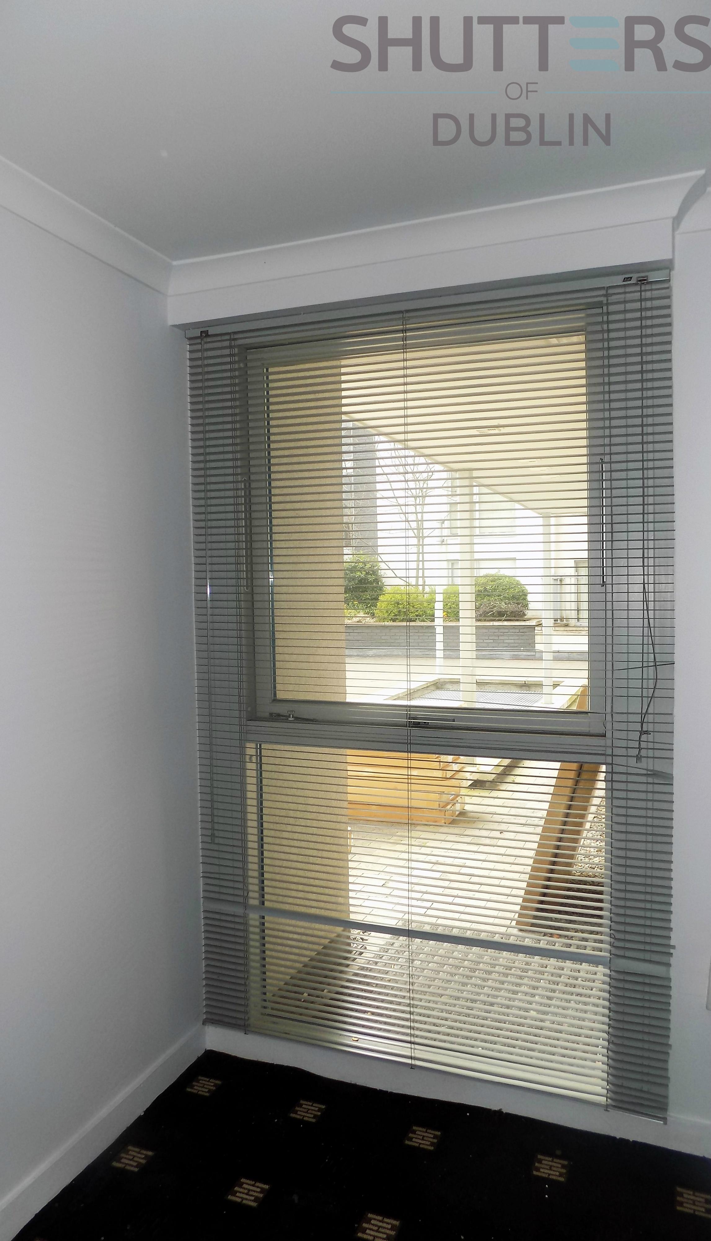 8 Ringsend Dublin Venetian Blinds Guest Bedroom
