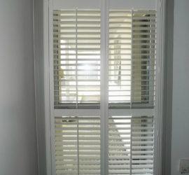 9 Ringsend Dublin Plantation Shutters Guest Bedroom