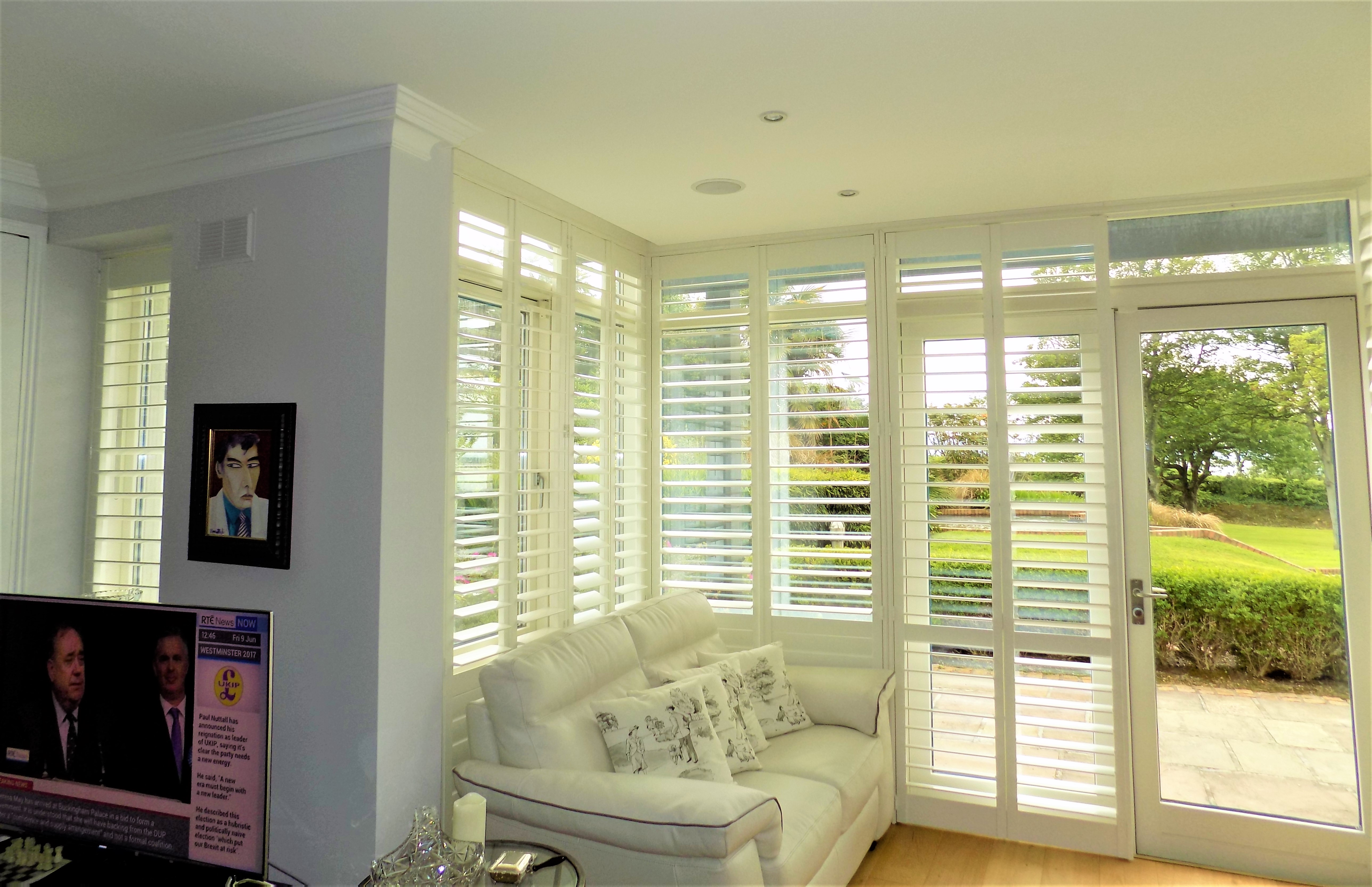 Sutton plantation shutters windows doors shutters of Are plantation shutters still in style 2017
