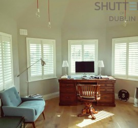 Office Plantation Shutters_Shutters_Of_Dublin