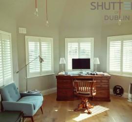 Office Plantation Shutters_Shutters_Of_Dublin