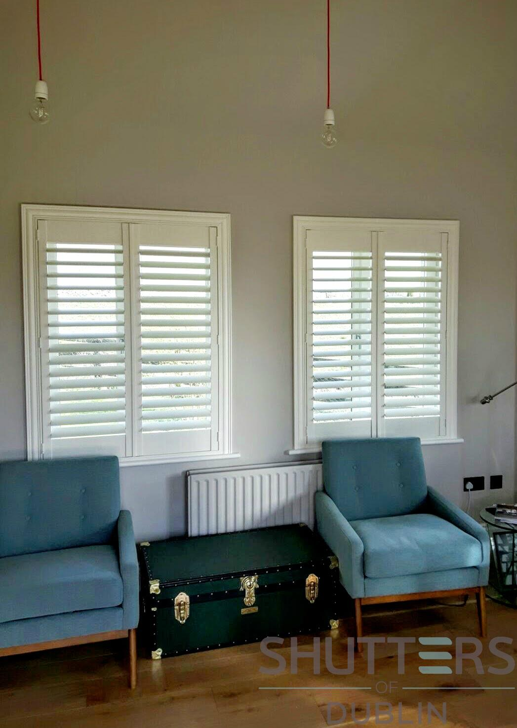 Office Plantation Shutters Galway Shutters Of Dublin Cork And