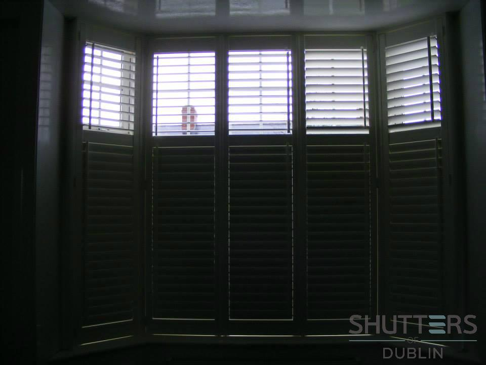 Black Out Effect Shutters