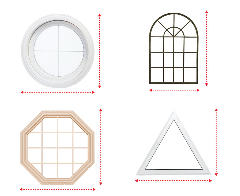 measuring-shaped-windows